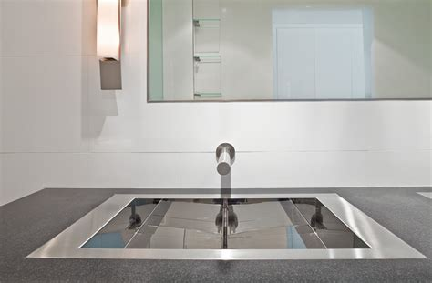 flush mount kitchen sinks bathroom lavs in a flush mount installation new york