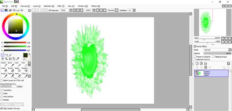paint tool sai transparency how to fix paint tool sai green transparency issue by