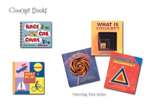 concept picture books concept books