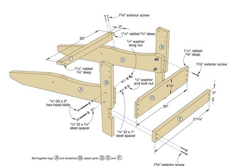 Folding Adirondack Chair Plans by Wood Working Plans Shed Plans And More Folding
