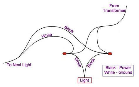 landscape lighting wiring diagram outdoor lighting diy deck plans