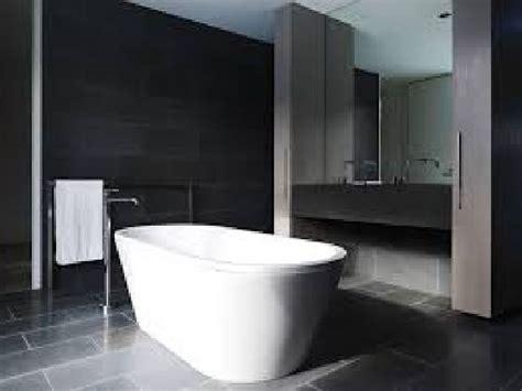 black and grey bathrooms 2017 grasscloth wallpaper