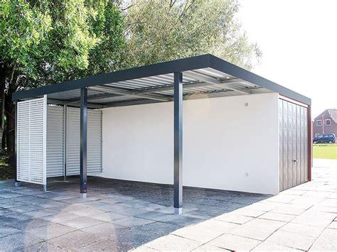 modern carport reihencarports und garage carport kombinationen carceffo