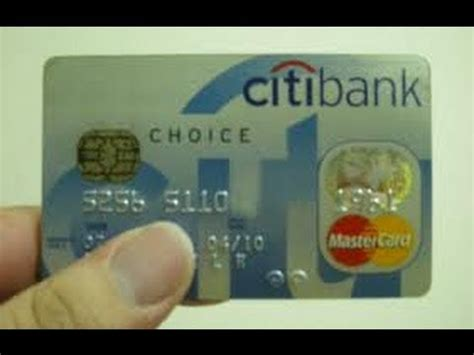 how to make bank card how to citibank bank credit card make payment