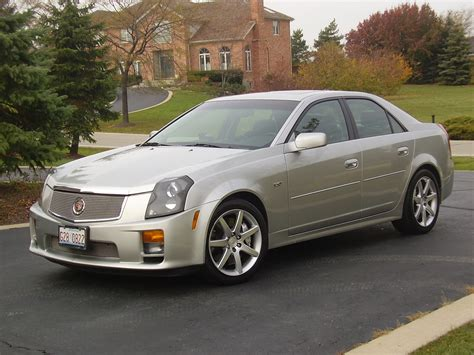 Picture Of Cadillac Cts by 2004 Cadillac Cts Pictures Information And Specs Auto