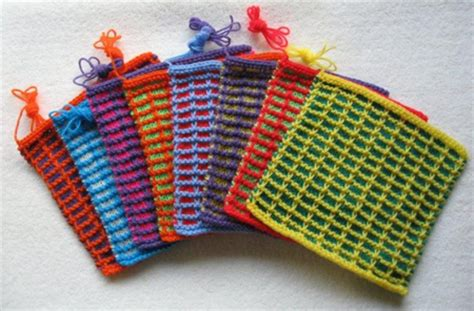 can you knit a square knitting for charity find out how
