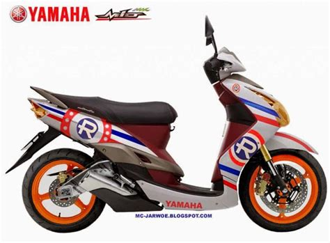 Modifikasi Mio Soul Warna Silver by Gambar Modifikasi Yamaha Mio Gambar Photo
