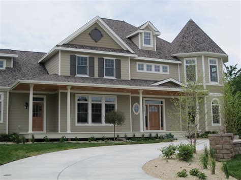 paint colors for new construction custom new construction prior lake lions exterior