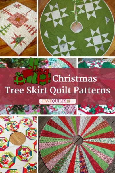 tree skirt quilt pattern 13 tree skirt quilt patterns favequilts