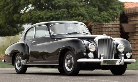 Bentley R Type Continental by Superb Bentley R Type Continental Fastback Sports Saloon