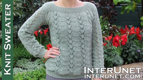 how to design a knitting pattern for sweaters sleeve lace sweater knitting pattern