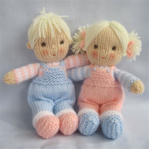 knitting patterns pdf free and doll knitting pattern pdf instant por dollytime