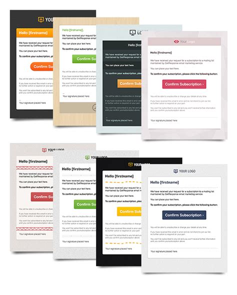 confirmation email template email marketing tips blog