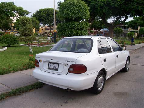 Hyundai Accent 1995 by 1995 Hyundai Accent Information And Photos Momentcar