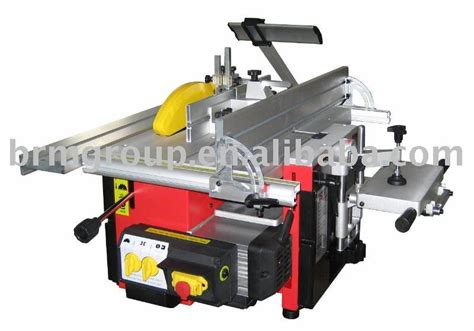 combination woodworking machine table saw miller thicknesser planer mortiser new