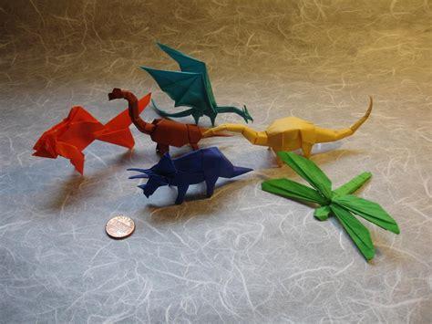 origami mini mini origami by origami artist galen on deviantart