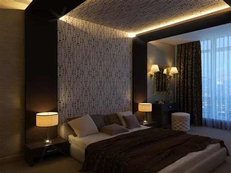 modern pop false ceiling designs for bedroom interior 2014