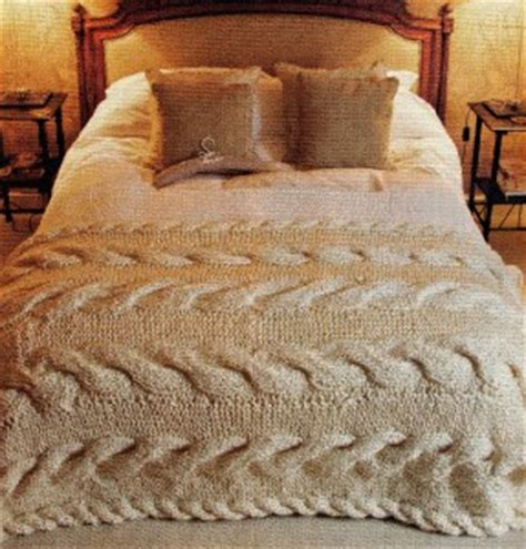 chunky knit bedspread stunning chunky knitting pattern knit cable throw