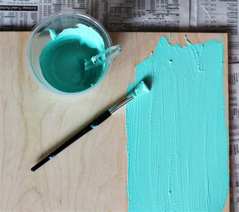 chalk paint to make how to make chalk paint for furniture the basic woodworking