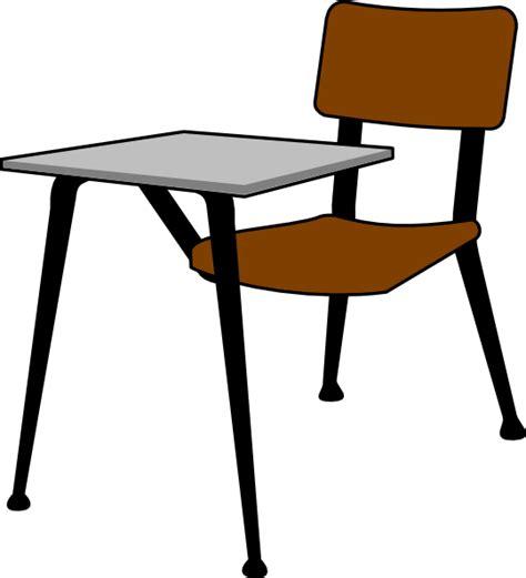 student at desk student desk clip at clker vector clip