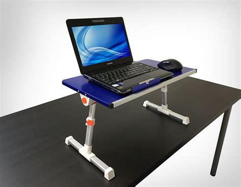 best laptop desk for 10 best collection of portable notebook laptop stand