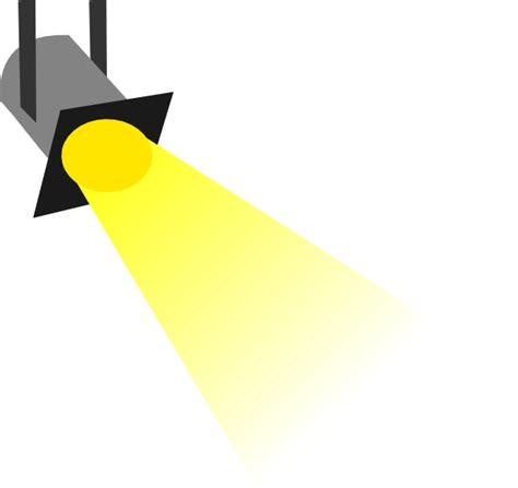 light clip disco light yellow no outline clip at clker