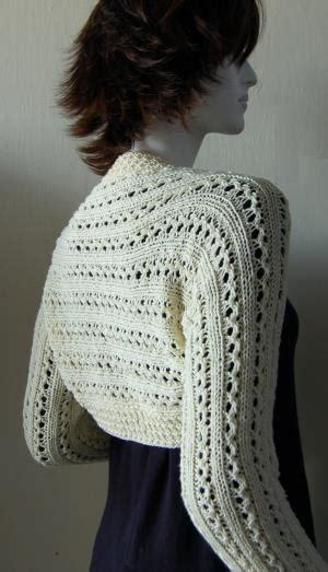 knit shrug pattern knit shrug patterns images
