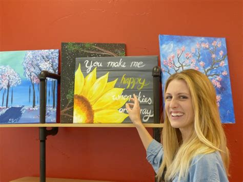 painting with a twist paint used 7 paint wine nights in st augustine st augustine social