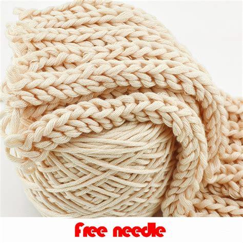 knitting with roving wool 400g merino wool chunky yarn felt wool roving soft