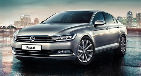 Vw Pasat New by Vw Adds New Petrol Engines To Passat And Tiguan In The Uk