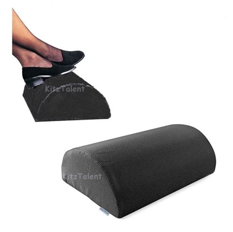 office foot rest footrest cushion footstool stool relieve