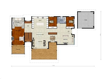 sloping block house plans casa constructions sloping block designs