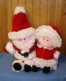 knitting store santa santa claus doll on knitting loom pattern ebooks arts