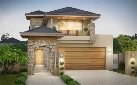 homes for narrow lots amazing storey home to fit narrow lots