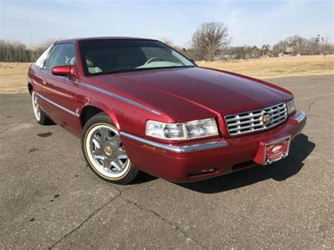 2000 Cadillac Eldorado For Sale by 2000 Cadillac Eldorado For Sale Carsforsale