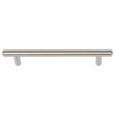 brushed nickel kitchen cabinet hardware 50 brushed nickel bar handles kitchen cabinet handles pulls 3 3 4 cc h1002 ebay