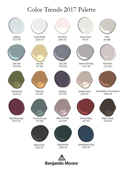 benjaminmoore colors 2017 benjamin color of the year shadow 2117 30