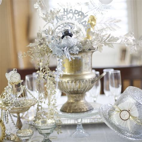 new years centerpieces 31 table centerpieces ideas for new year s