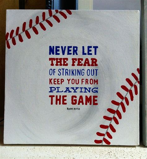25 best ideas about baseball canvas on psalm