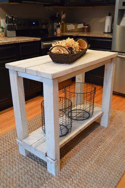 small kitchen island table 15 gorgeous diy kitchen islands for every budget wood kitchen island diy kitchen island and