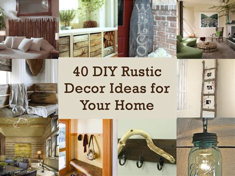 rustic country home decorating ideas 1000 ideas about rustic home decorating on