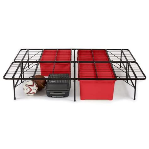 metal bed frame box top 10 best king size metal bed frame reviews right choice