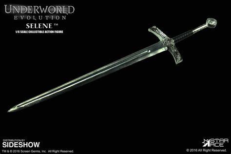 sword underworld underworld 2 evolution selene sixth scale figure by