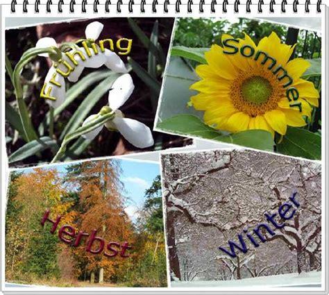 Der Garten Und Seine Jahreszeiten by Die Vier Jahreszeiten