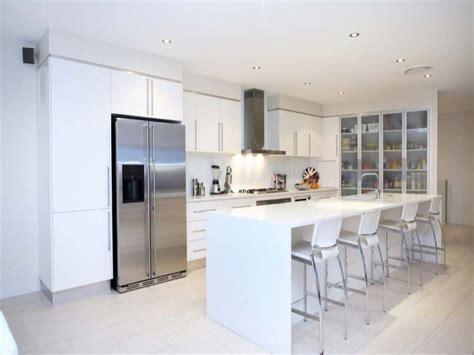 line kitchen designs classic single line kitchen design using tiles kitchen