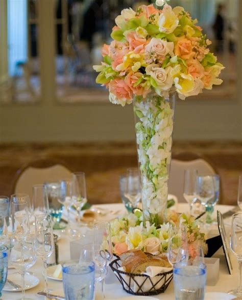 glasses vases for centerpieces 14 large glass vase centerpieces tradesy weddings
