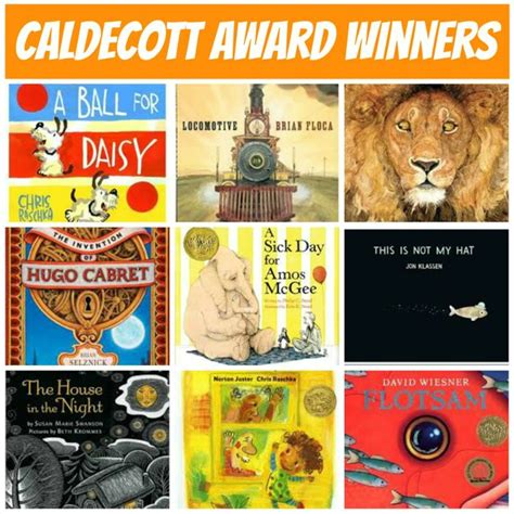 caldecott picture book winners caldecott award winners
