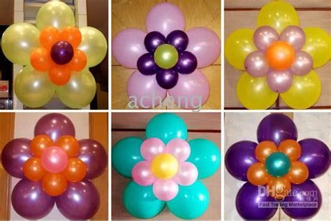 balloon decorations catalog decorations by teresa
