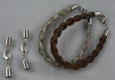 how to make hair jewelry horsehair bracelet kits horsehair bracelet kitsknot a