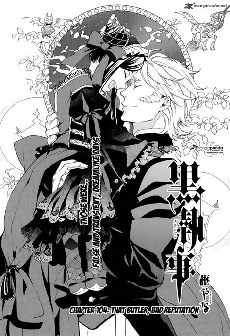 black butler read read kuroshitsuji chapter 104 mangafreak